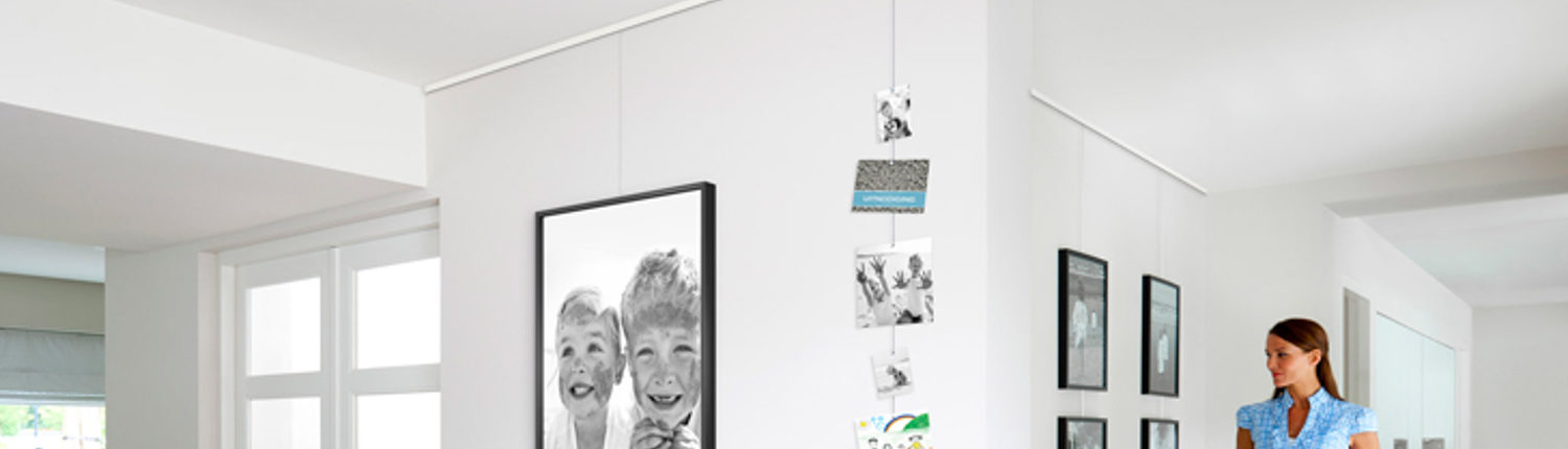 Artiteq Flexible Picture Hanging Systems - Gosnells Framing Gallery